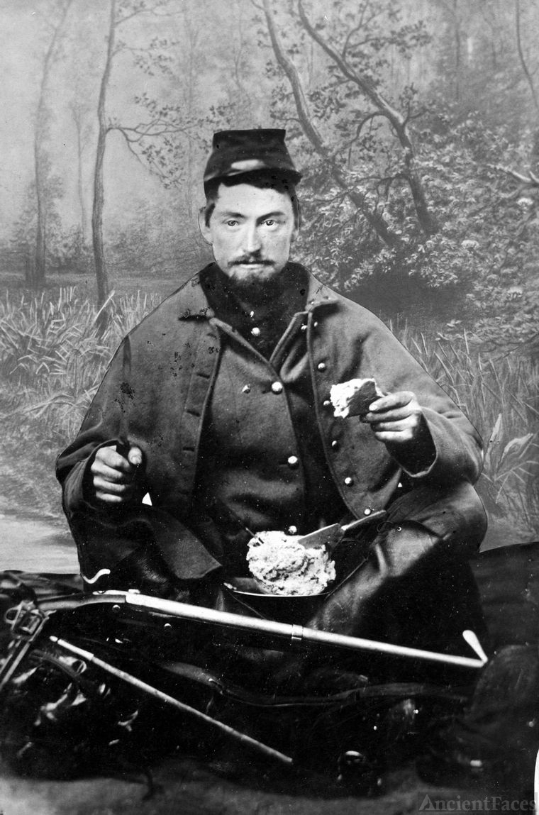 Pvt. Thomas Greene McDowell