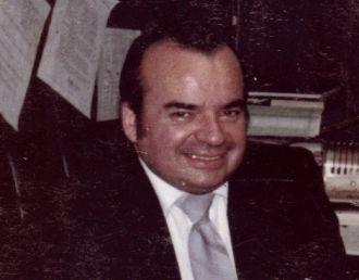 Rev. Daniel J. Bombay, New York 1982