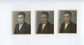 Heinrich (Henry) Bruno Wittig, 1948