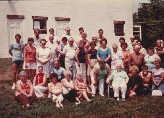 Mort family reunion