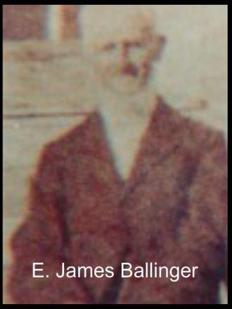 E. James Ballinger