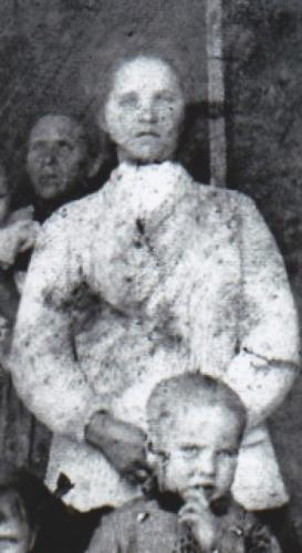 Eliza Jane (Trimble) Norris Hoolahan