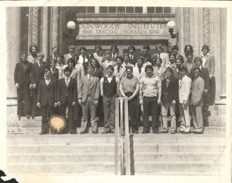 Edward Sylvers Graduation April 22 1982