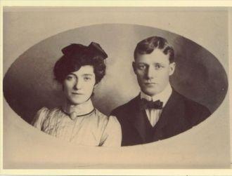 David Little MacGeorge & Celia Emma Clay