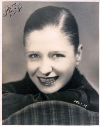 Vi Shaffer 1934