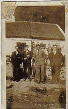 Dad and ?? possibly 1928 Turlough CO Mayo