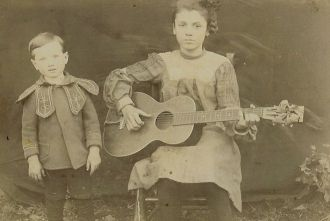 Carl Arnold and Virginia Condley