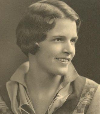Marjorie Jane (Ross) Holman