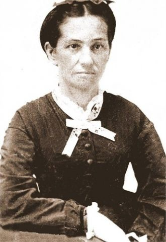 Lucetta Mehitable Larkin Frost (1836-1905)