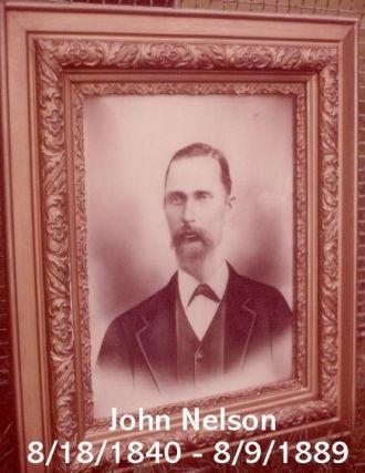 A photo of John Nelson