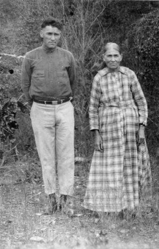Ophelia (Petty) & Thomas Stratton