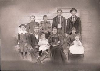James & Elisabeth Howard Family