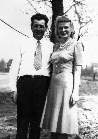 Blanche & Louis Schwartz