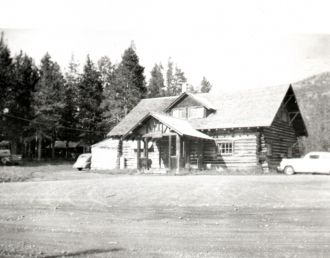 Angles Lodge, Togwotee Pass Lodge