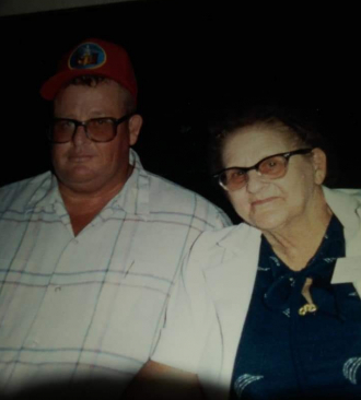 Wayne Yeamans and trilby eikenburg