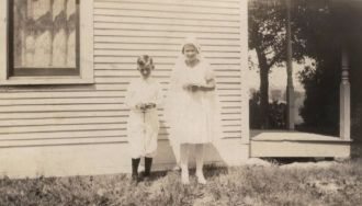 First Communion Day
