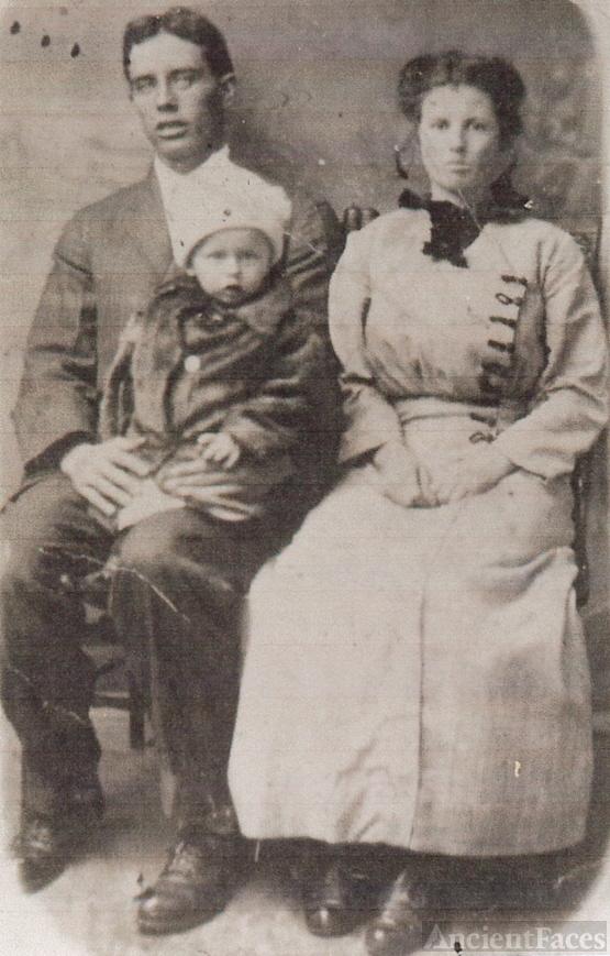 Bernard, Grace & Carl Jones
