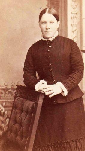 Rhoda  Waters from Wales