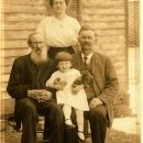 John Morton Holliday Withers family