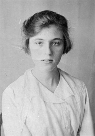 Clara Giles, England