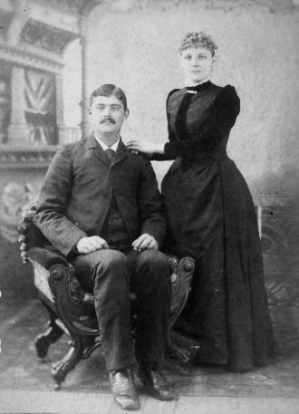 William John Stobb and Alice Henriette (Tampke) Stobb