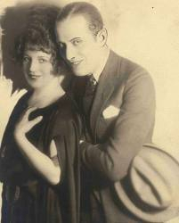 Blossom Seeley and Benny Fields.