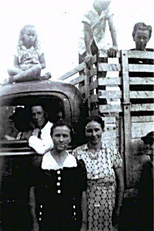 A photo of Betty Bates