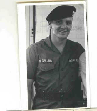 A photo of Robert D Kilgallon