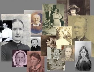 Mary Ann HEMPHILL and other Hemphill family