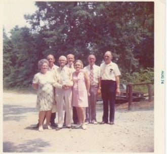 James A Dennis family