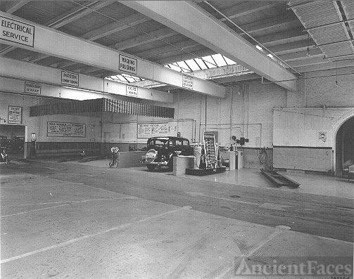 Inside Linwood Motors Sales