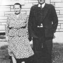 Anna Marek and Walter Chromie