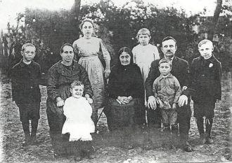 Philipp (Felipe) Schultheis Family: Argentina