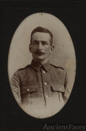 Sydney Harry, World War 1