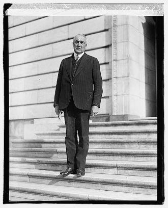 Sen. Warren S.[G.] Harding