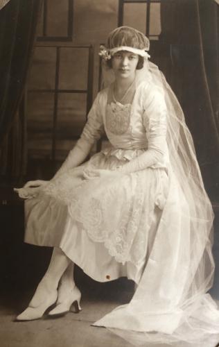 Anna Marie (Braunger) Kriege
