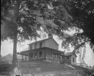 Home of James Smart and Long Family
