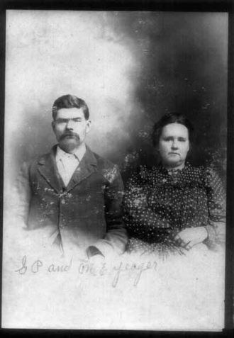 G.P. Yeager and Margaret E. Yeager