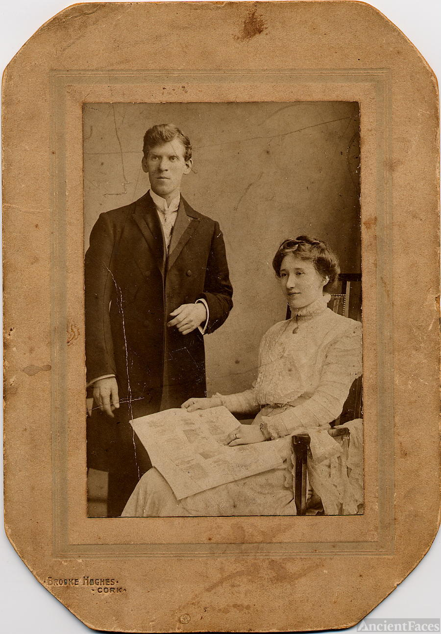 James Devlin and Mary Anne Egan