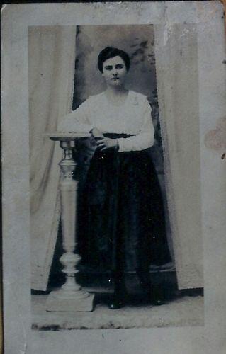 Maude (Shaw) Dukes, Florida 1920's