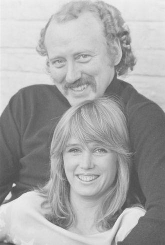 Nicol Williamson and Jill Townsend