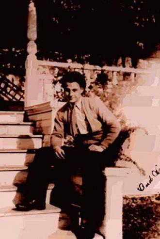 A photo of Albert Howard  Dusek