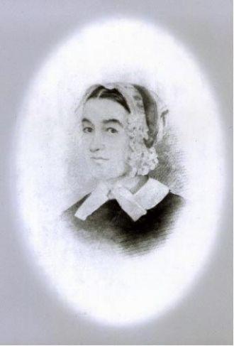 Sarah Wyckoff Shaffer wife of Daniel Shaffer