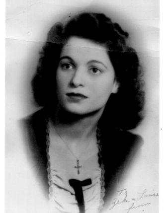 Marie Lanouette, 1943 Massachusetts