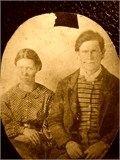 John W. & Gincy (Fiveash) Morris