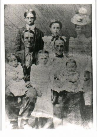 William A & Mary E. Garrett Family, KY