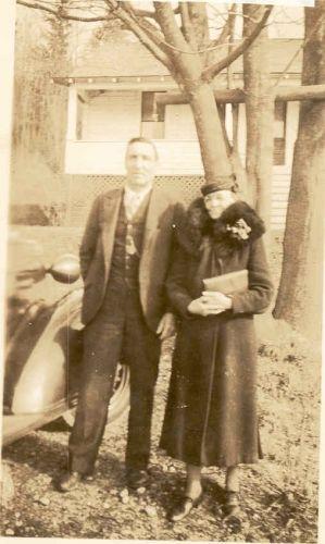 George & Mrytle Crandall McCrady