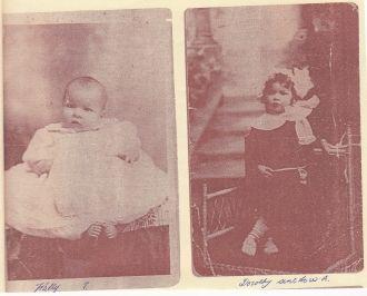 Walter Arthur & Amelia  Dawson