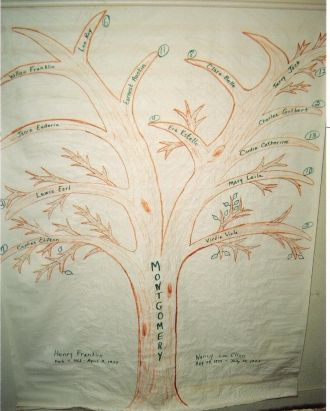 Lewis E Montgomery family tree