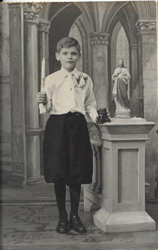 Thomas Tiletsky, circa 1940s